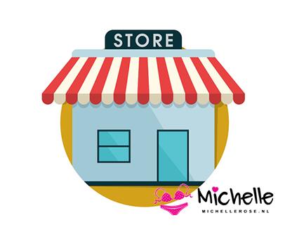 Gedragen slipjes webshop van Michelle
